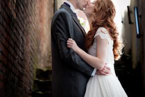 Belle Epoque knutsford wedding photograph