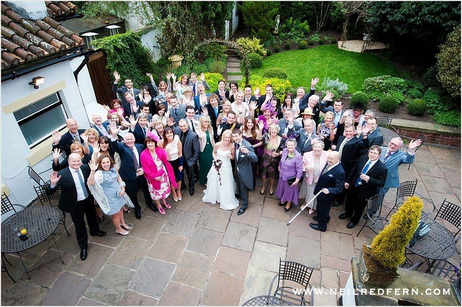 Belle Epoque wedding photograph 37