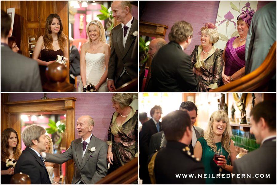 Belle Epoque wedding photograph 50