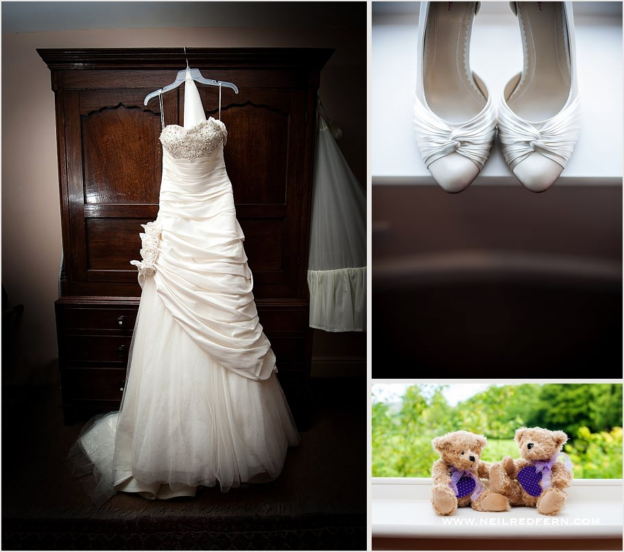 Inn at Whitewell wedding photographs 01