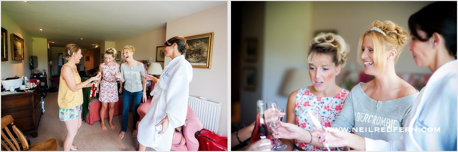 Inn at Whitewell wedding photographs 02