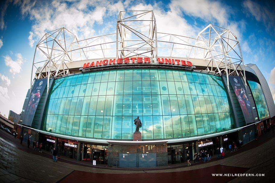 Sir Alex Ferguson Statue - Old Trafford - Manchester United 04