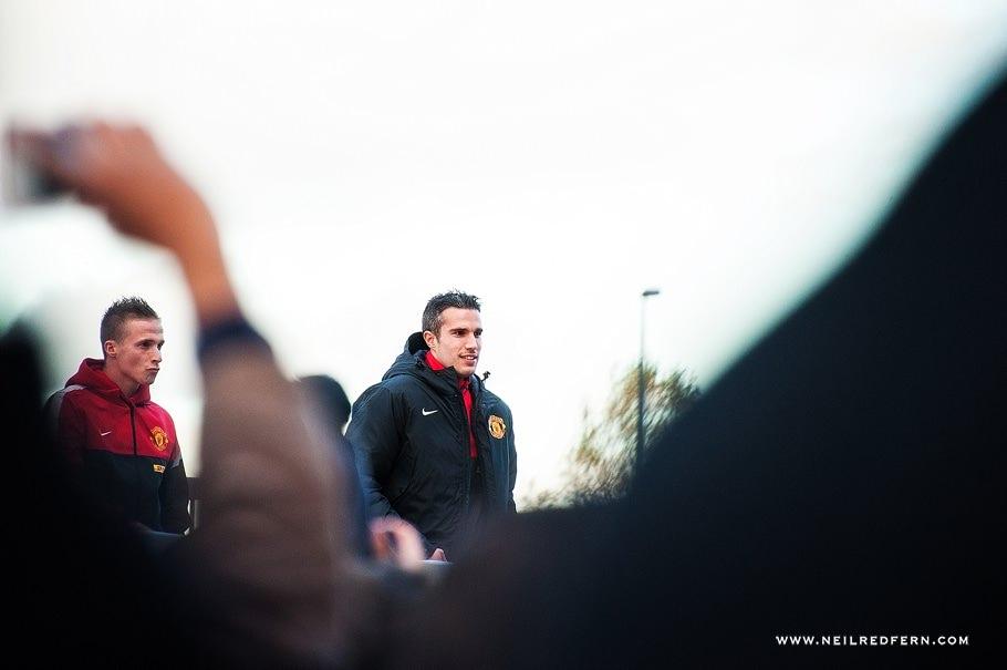 Sir Alex Ferguson statue unveiling 02