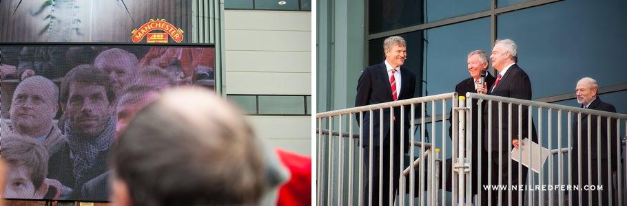 Sir Alex Ferguson statue unveiling 05