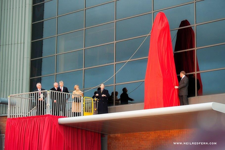 Sir Alex Ferguson Statue - Old Trafford - Manchester United 11