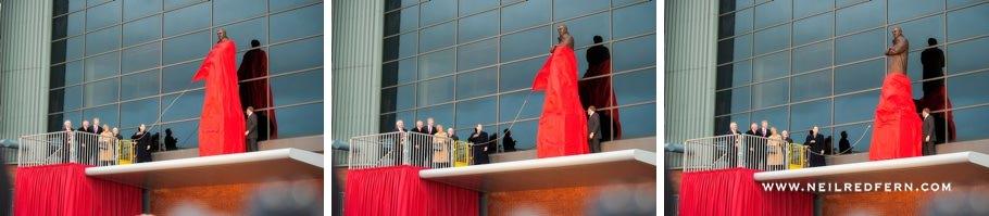 Sir Alex Ferguson Statue - Old Trafford - Manchester United 13