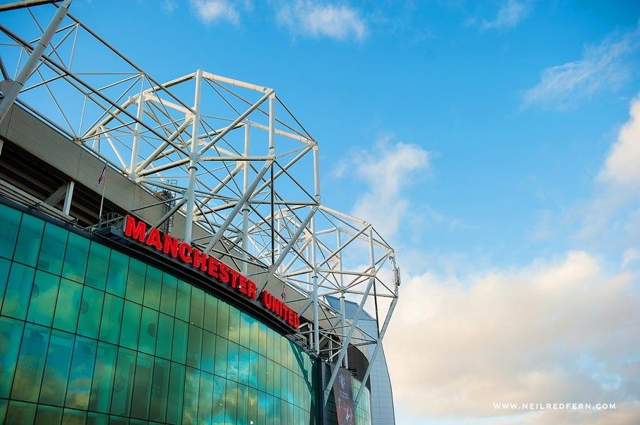 Sir Alex Ferguson Statue - Old Trafford - Manchester United 19