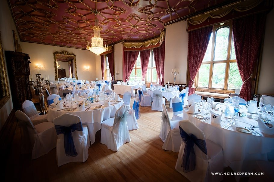 Ruthin Castle wedding photographs 02