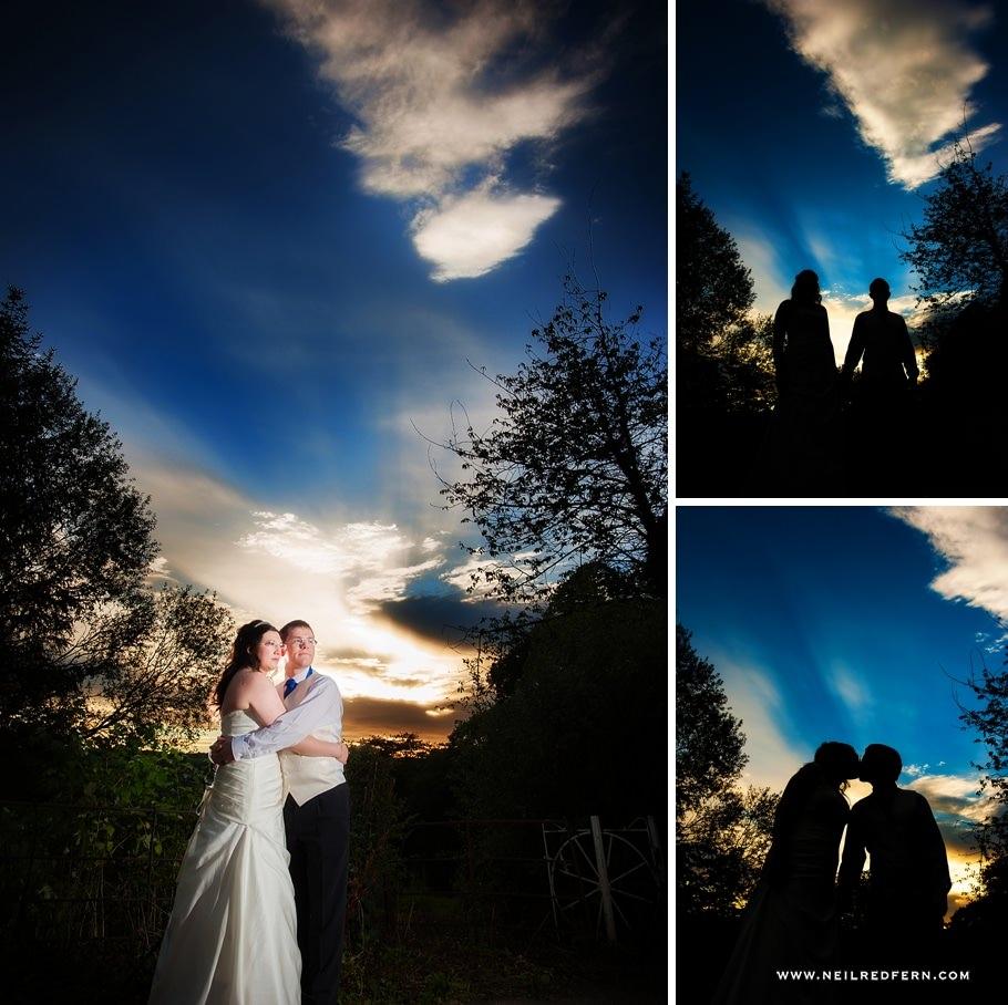 Ruthin Castle wedding photographs 11