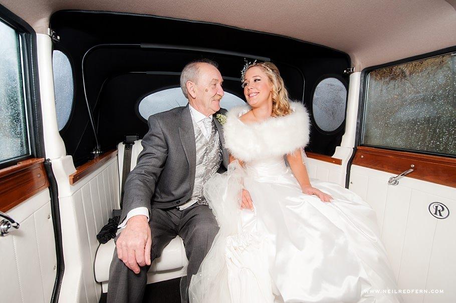 The Villa Wrea Green Wedding Photographs 18