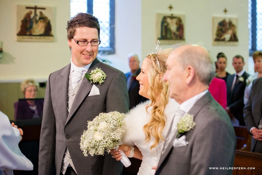 St Mary's Church Bacup wedding 5