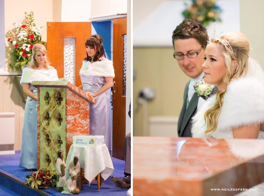 St Mary's Church Bacup wedding 6