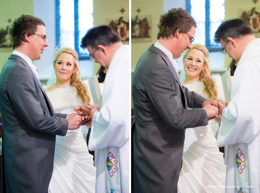 St Mary's Church Bacup wedding 7