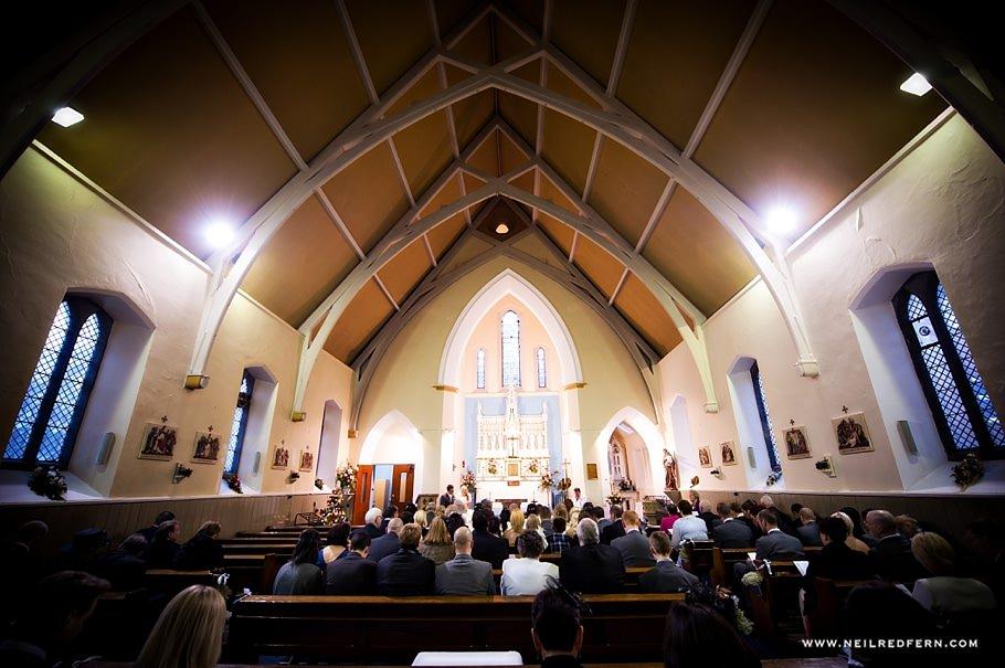 St Mary's Church Bacup wedding 9
