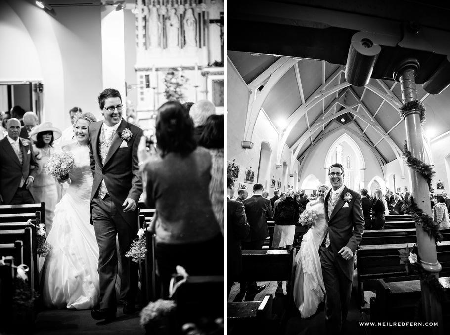 St Mary's Church Bacup wedding 10