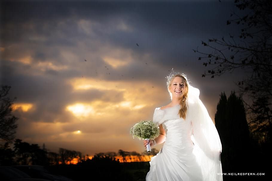 The Villa Wrea Green Wedding Photographs 4