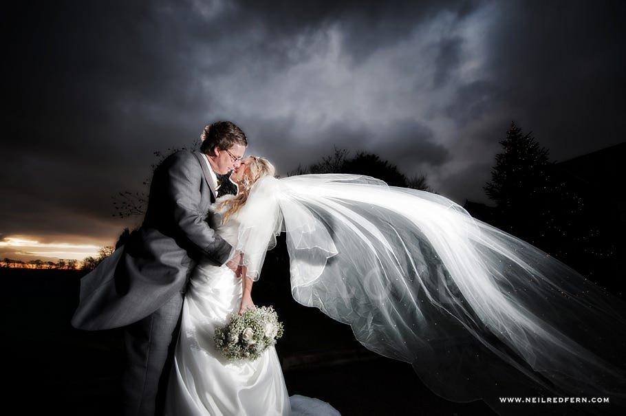 The Villa Wrea Green Wedding Photographs 5