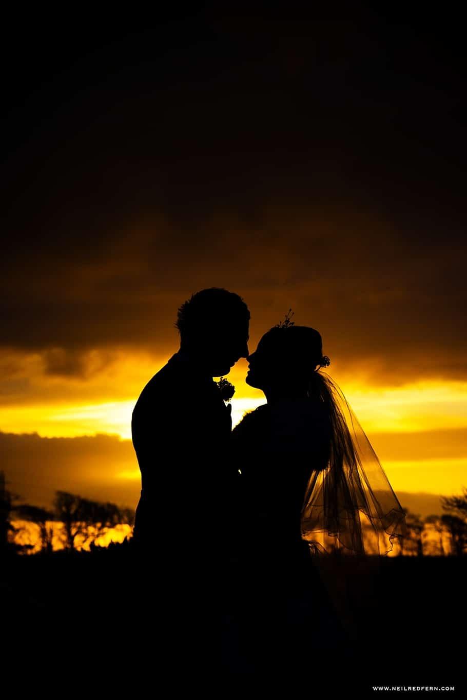 The Villa Wrea Green Wedding Photographs 6
