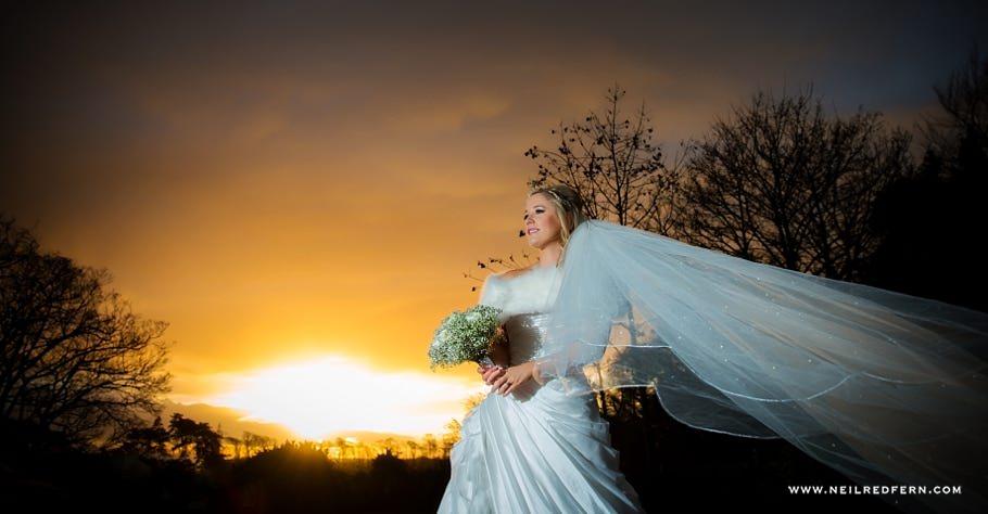 The Villa Wrea Green Wedding Photographs 7