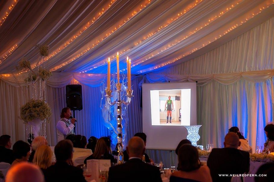 The Villa Wrea Green Wedding Photographs 11