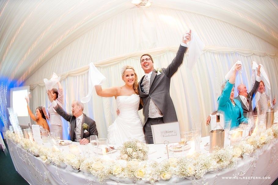 The Villa Wrea Green Wedding Photographs 12