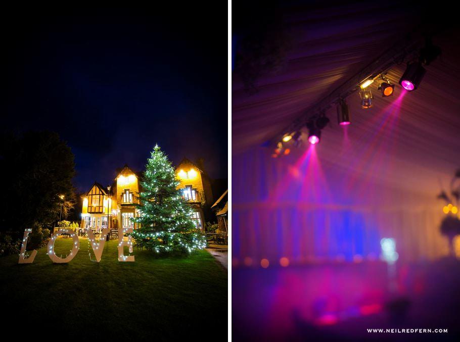 The Villa Wrea Green Wedding Photographs 15