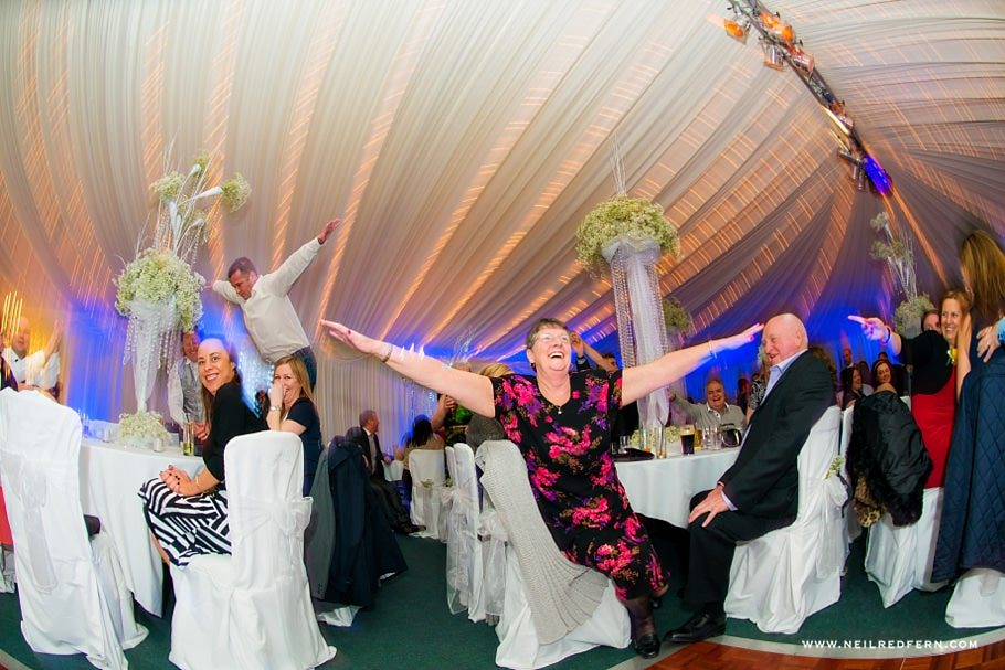 The Villa Wrea Green Wedding Photographs 19