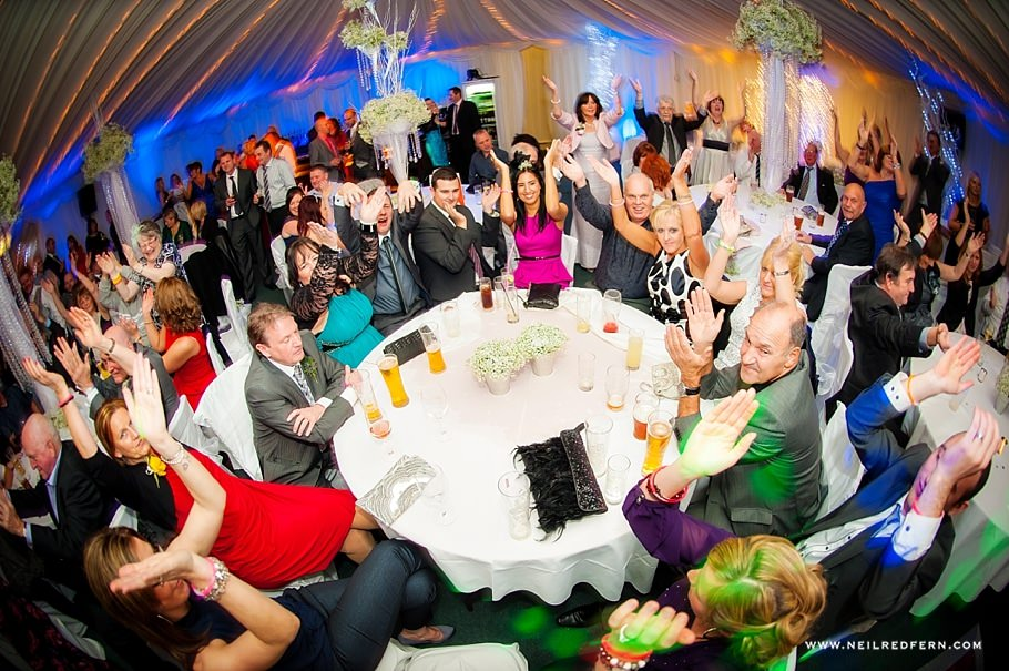 The Villa Wrea Green Wedding Photographs 20