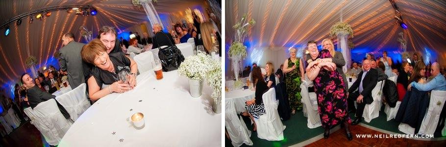 The Villa Wrea Green Wedding Photographs 21