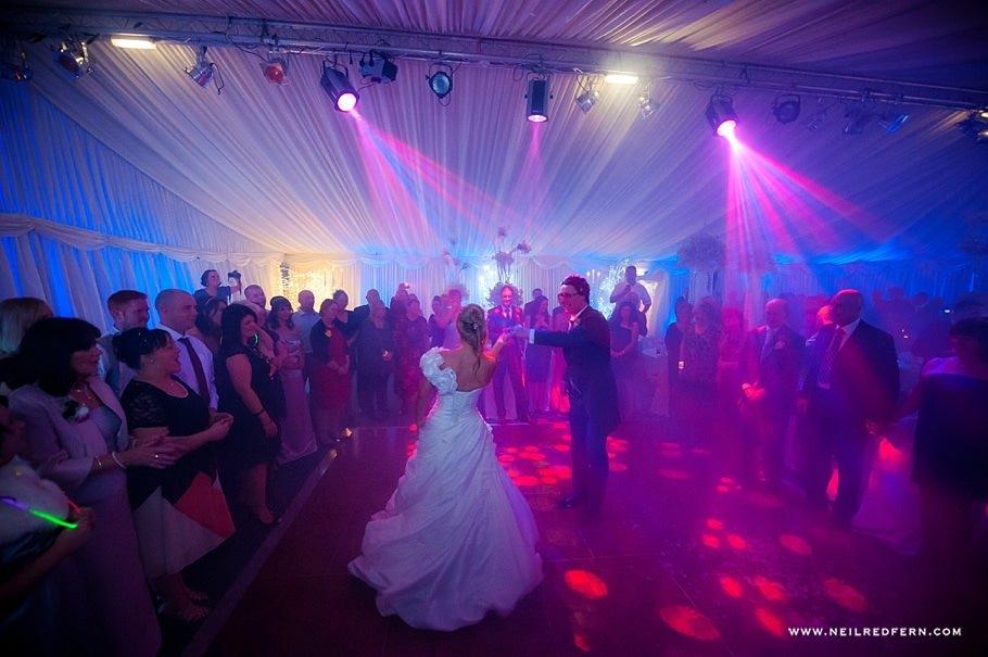 The Villa Wrea Green Wedding Photographs 24