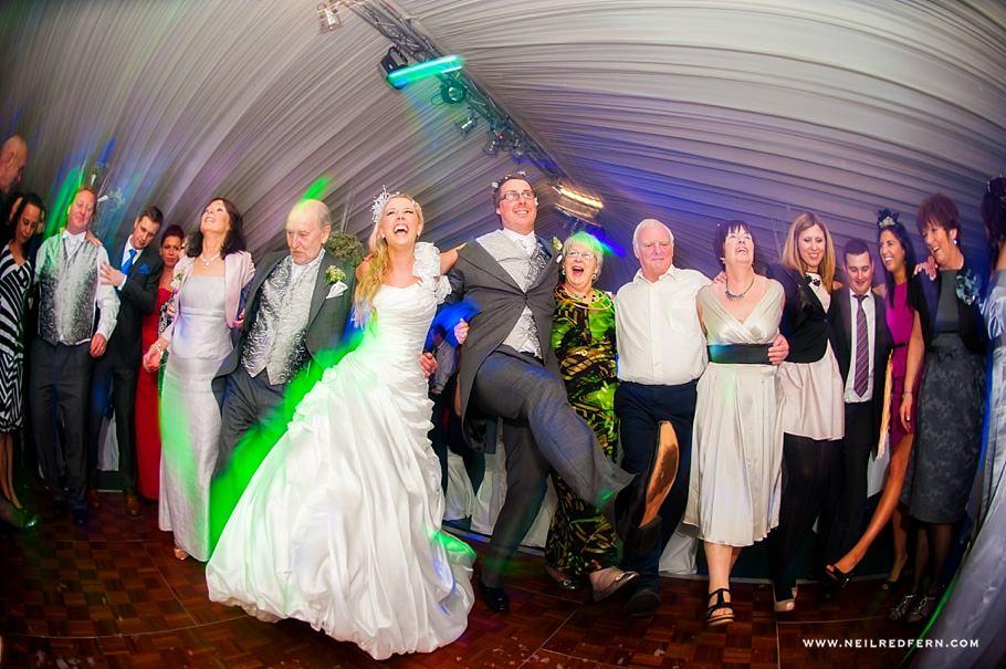 The Villa Wrea Green Wedding Photographs 28