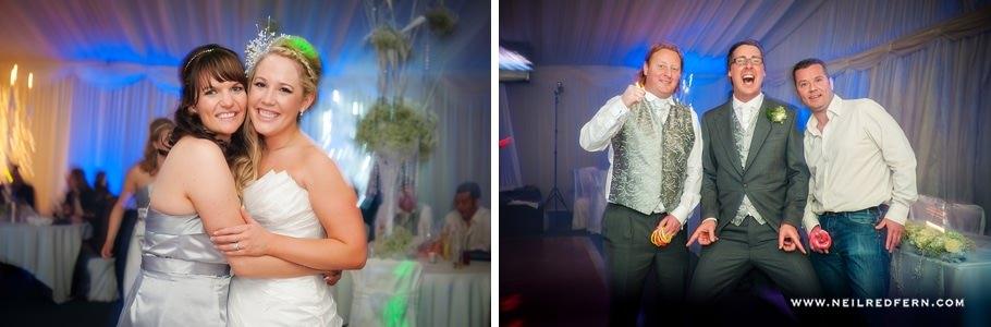 Wedding reception photograph 1