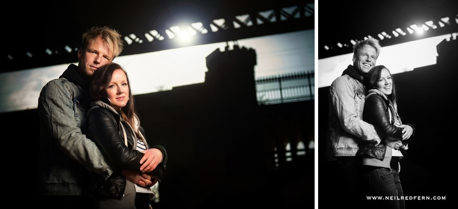 Portrait shoot in Castlefield 01