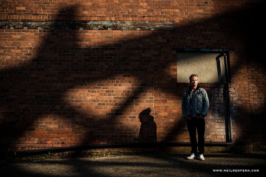 Portrait shoot in Castlefield 03