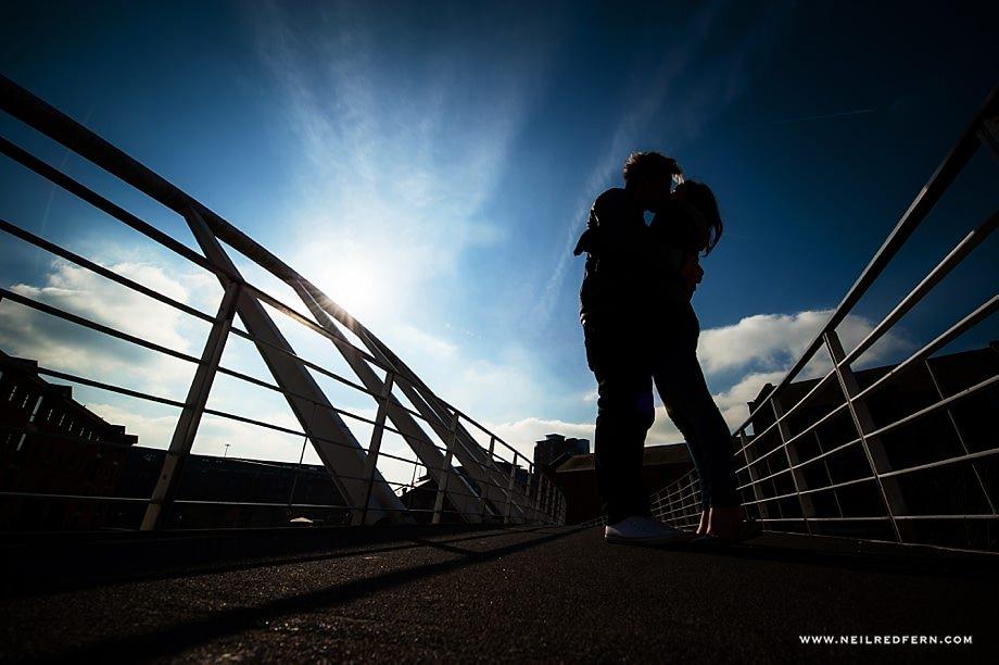 Portrait shoot in Castlefield 07