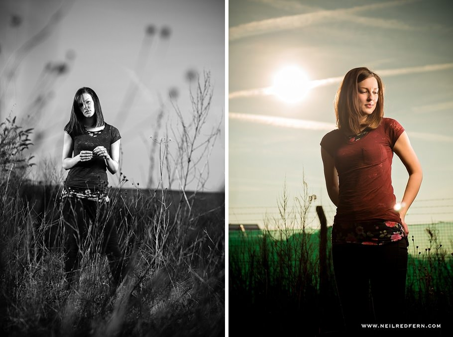 Portrait shoot with Elinchrom Quadra 05