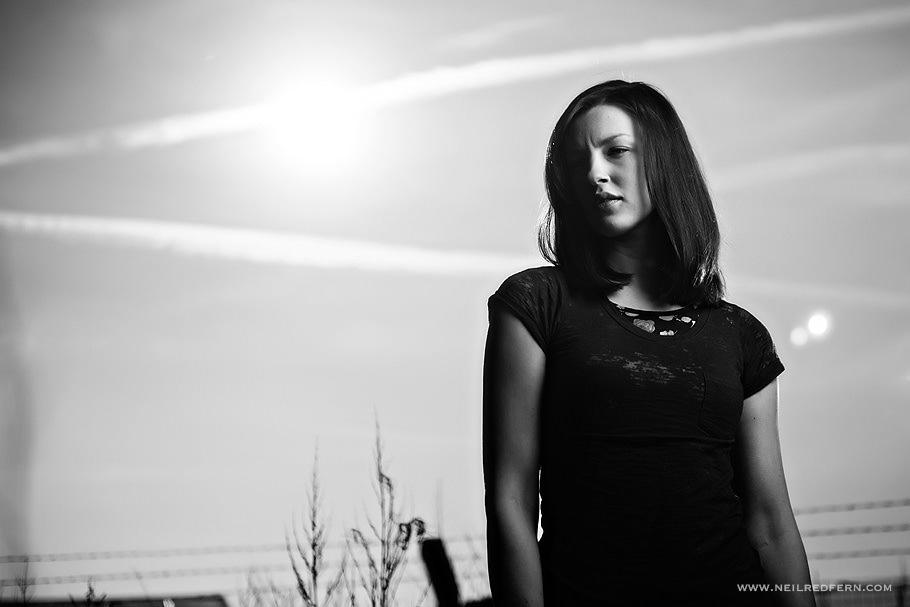 Portrait shoot with Elinchrom Quadra 06