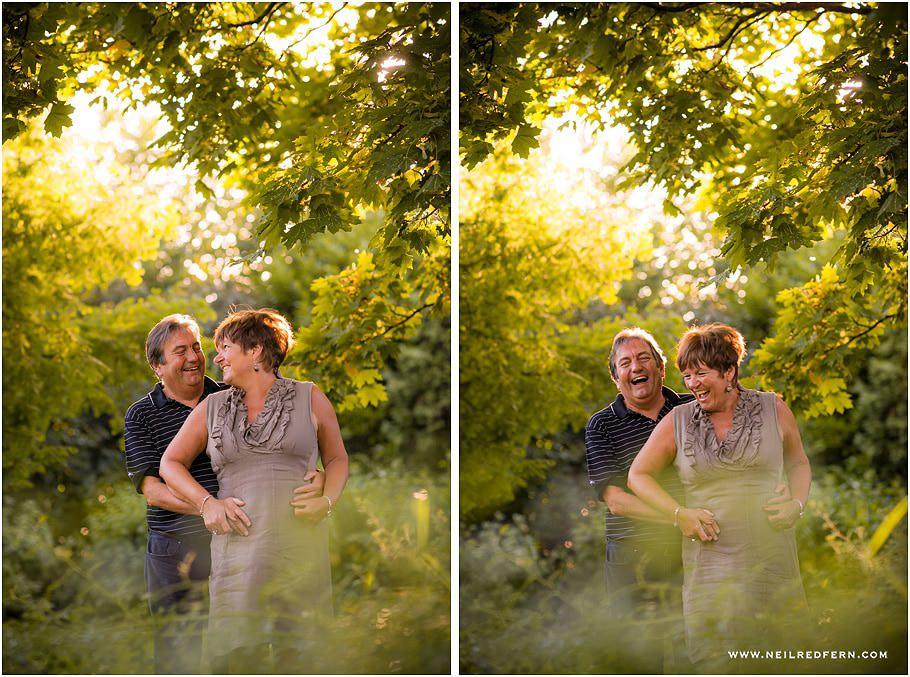 Ruby Wedding Anniversary Photographs 01