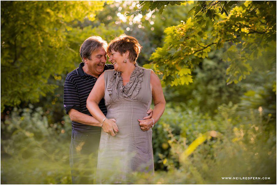 Happy 40th Wedding Anniversary to my mum and dad!