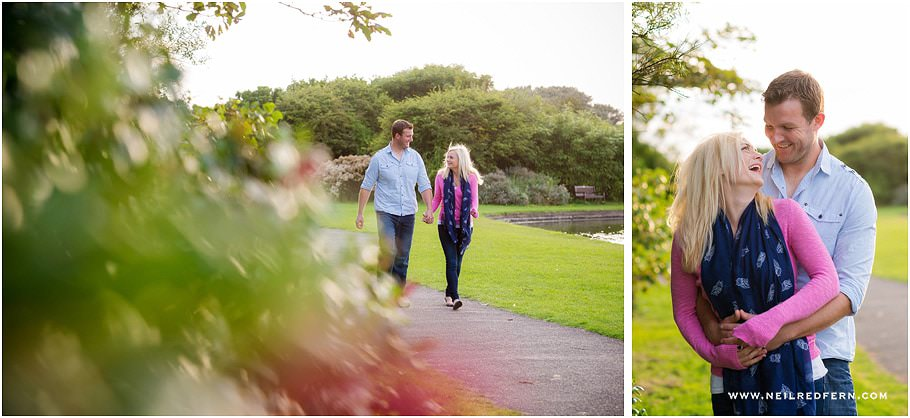 Engagement shoot in Lytham 01