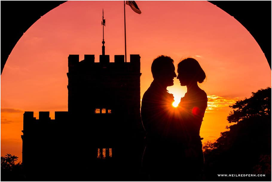 Hoghton Tower Wedding Photographs – Kim & John