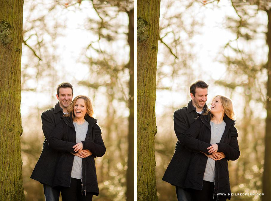 Engagement shoot in Cheshire 02