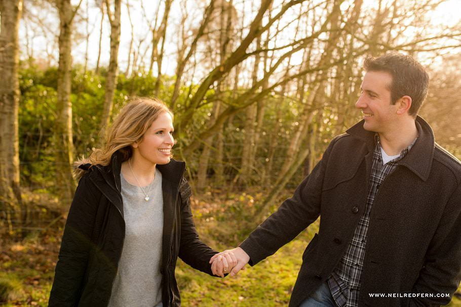Engagement shoot in Cheshire 03