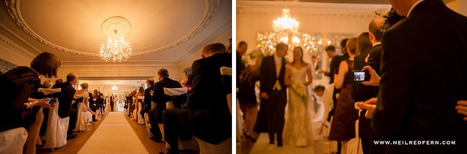 Wedding at Eaves Hall photograph 29