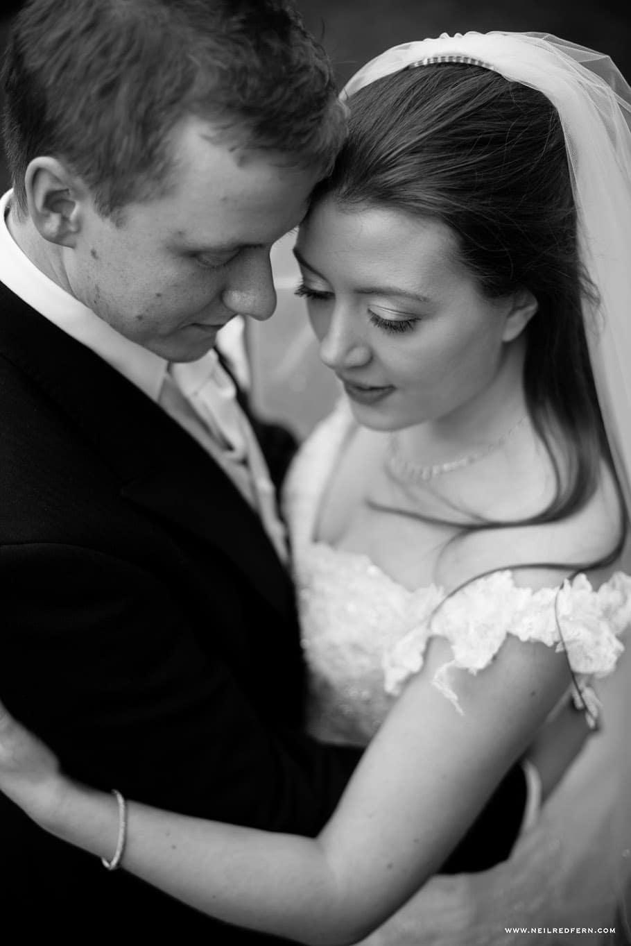 Wedding at Eaves Hall photograph 36