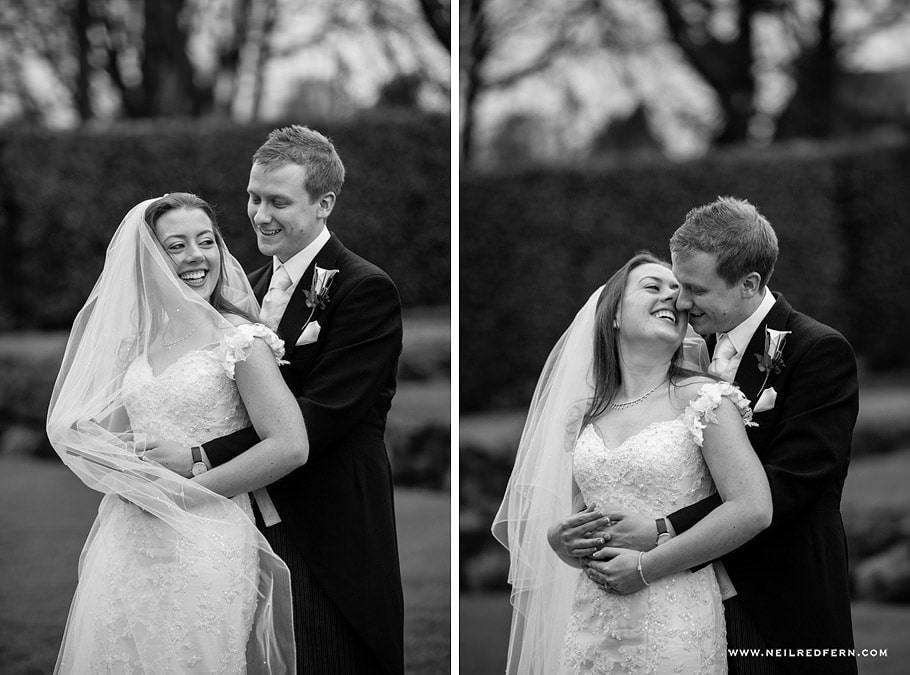 Wedding at Eaves Hall photograph 39