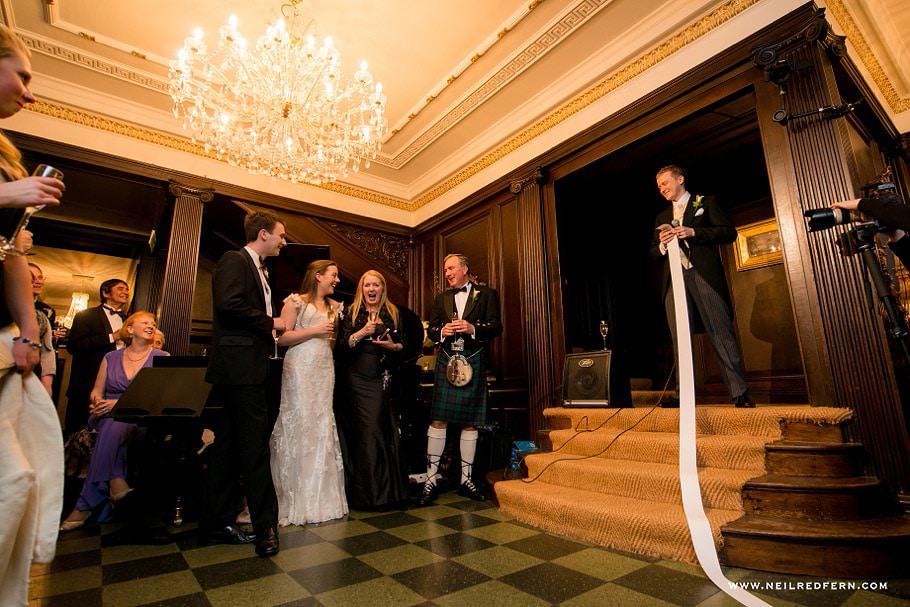 Wedding at Eaves Hall photograph 51