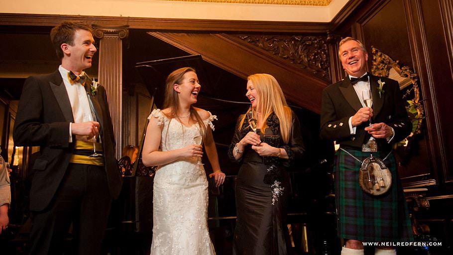 Wedding at Eaves Hall photograph 53