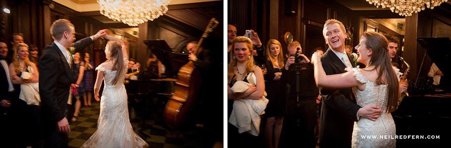 Wedding at Eaves Hall photograph 57