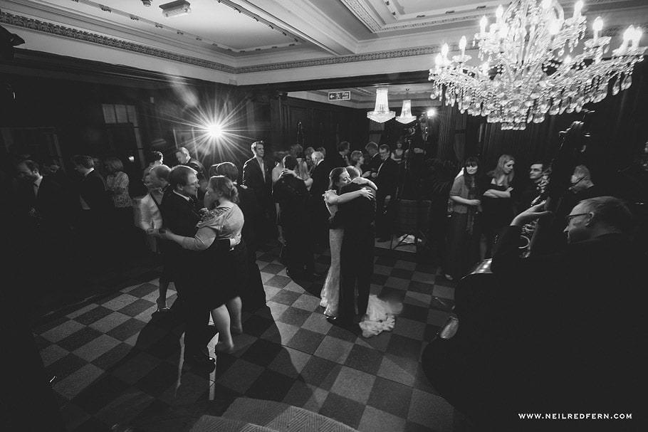 Wedding at Eaves Hall photograph 58